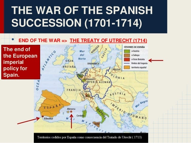 a history of the war of the spanish succession Find great deals on ebay for war of spanish succession and risorgimento shop with confidence.