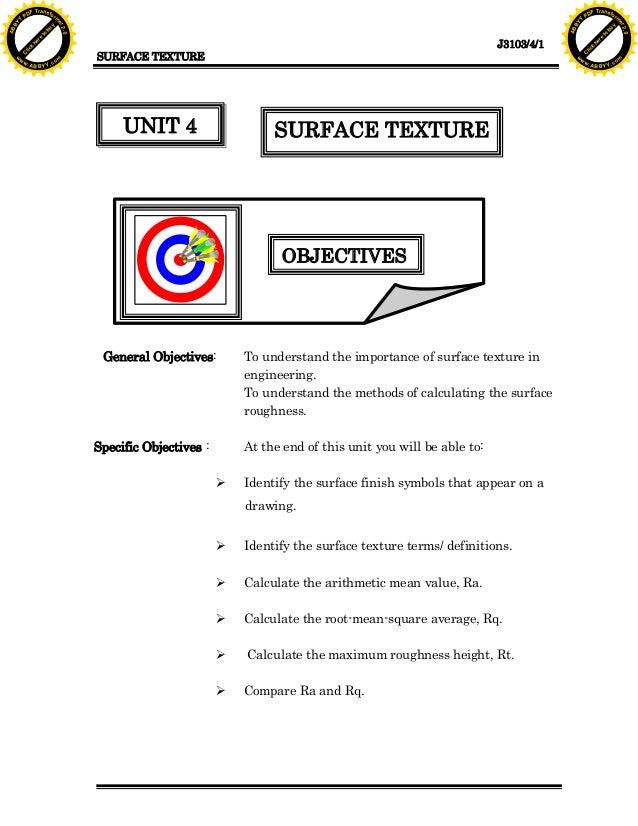 Workshop Technology 2, Chapter 3