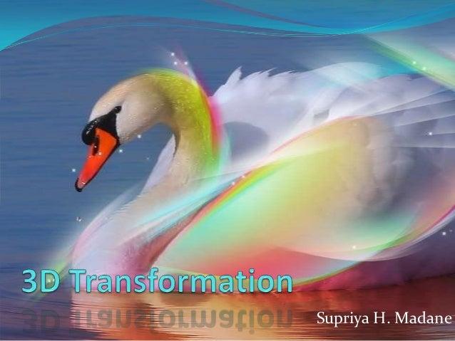 Supriya H. Madane