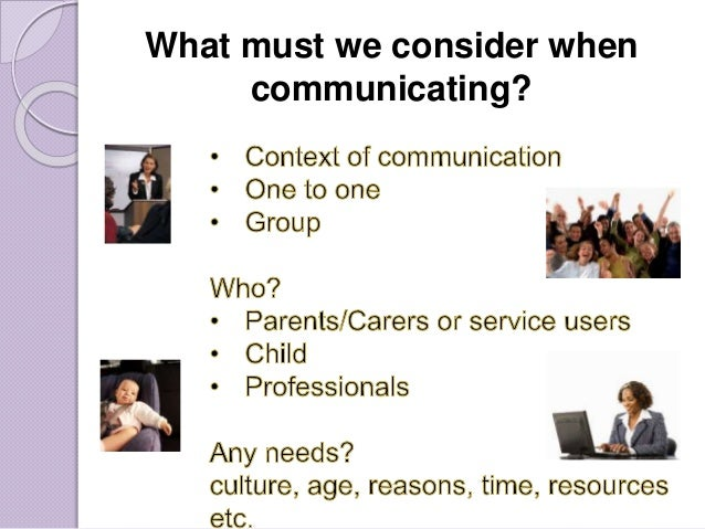 unit 1 promote communication in health social Unit 1 assignment - developing effective communication in health & social care a) your presentation must include the following sections and information: communication and language needs and preferences .