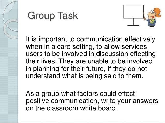 Write my effective communication essay