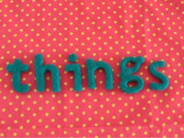 Things_unit 3