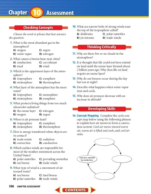Glencoe Physical Science Worksheets Chapter 15 - Worksheets