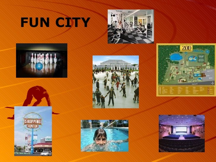 Unit 4  (1º ESO) Fun City