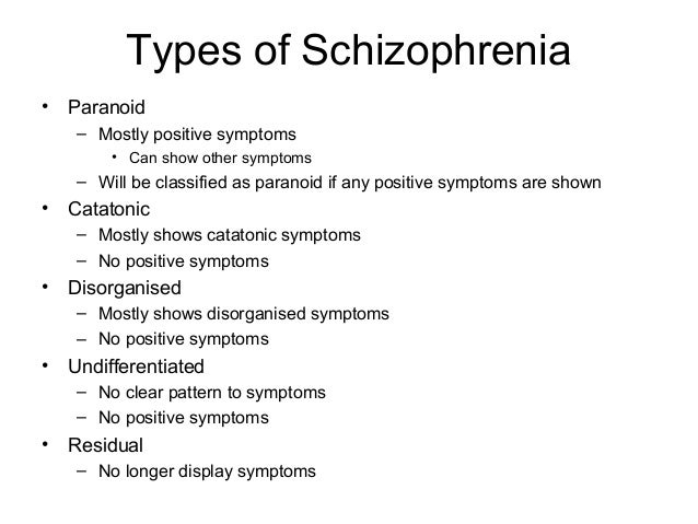 characteristics and treatments of schizophrenia Schizotypal personality disorder can look  disorder shares some characteristics with schizophrenia and that  and schizophrenia: possible new treatments.