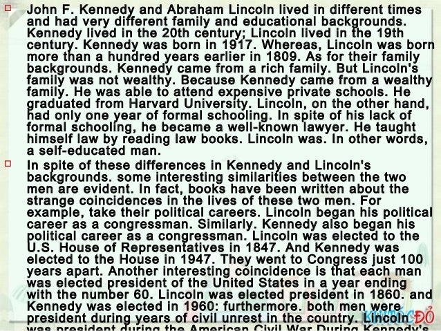 abraham lincoln and freedom essay