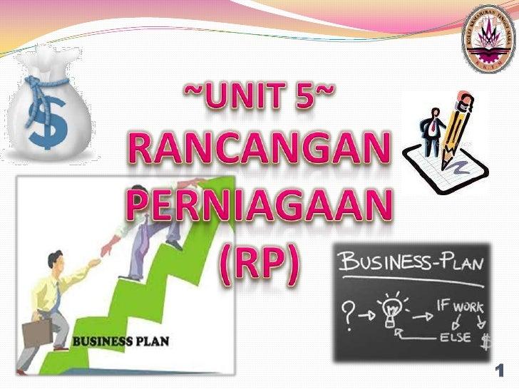 Rancangan Perniagaan
