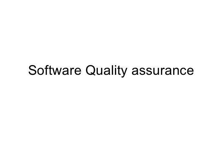 Unit 5  testing -software quality assurance
