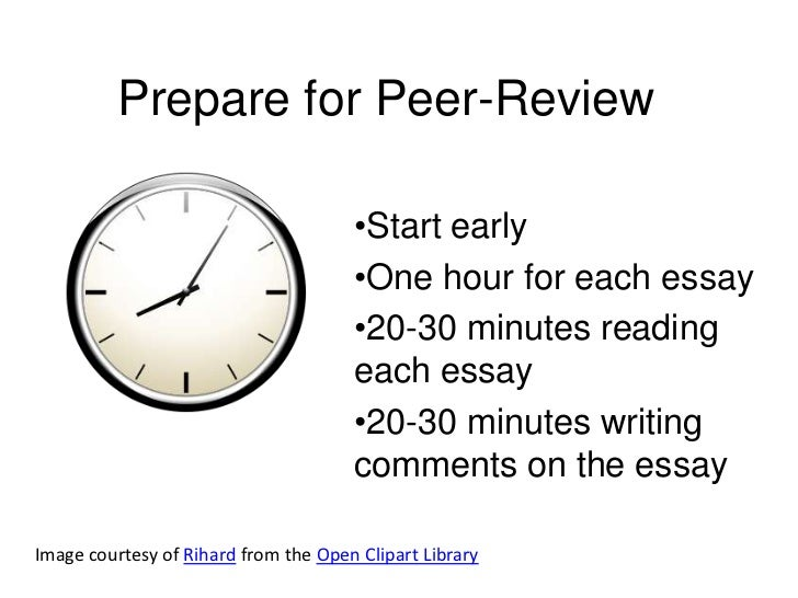 personal essay peer review worksheet Peer review worksheet name of author _____ name of reviewer_____ introduction: how does the first paragraph introduce both the paper's topic and.