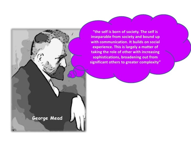 Why was George mead and Charles Cooley important to sociology?