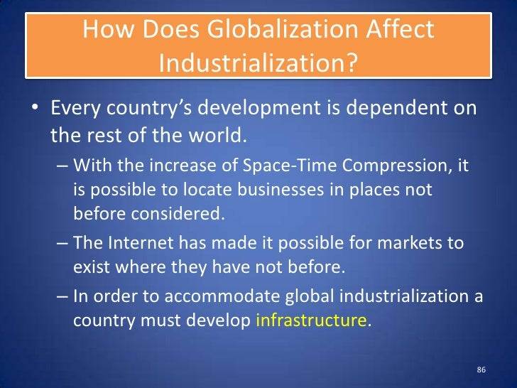 how far is globalization affecting family Get an answer for 'what are some negative effects of globalizationthese you are not that far away from and weakening of bonds of family.