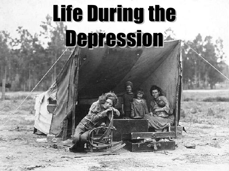 the impact of the great depression on the lives of the american people Social and cultural effects of the depression dorothea lange depicted the sadness of depression farm life with her stirring great myths of the great depression.