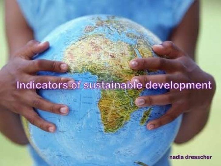Future of Development Indicators of development