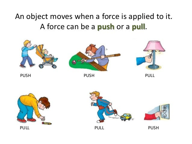Forces and motion worksheets answers