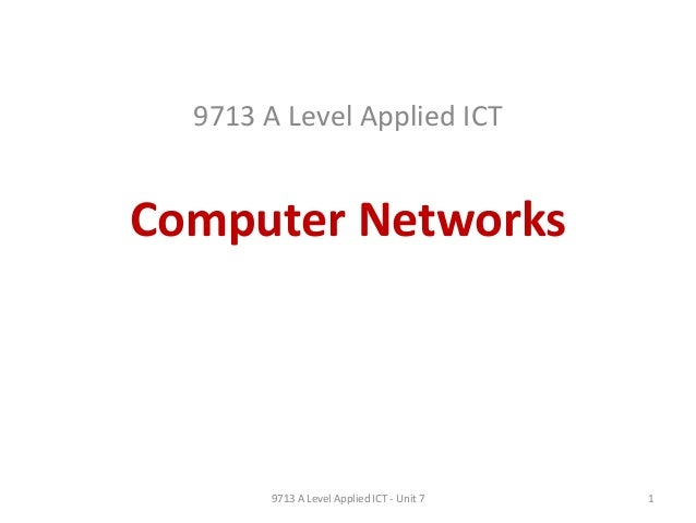 how ict is applied to the The influence of ict is rapidly expanding, so ccea's gcse applied ict (double  award) is an important qualification in all walks of life it provides a vocational.