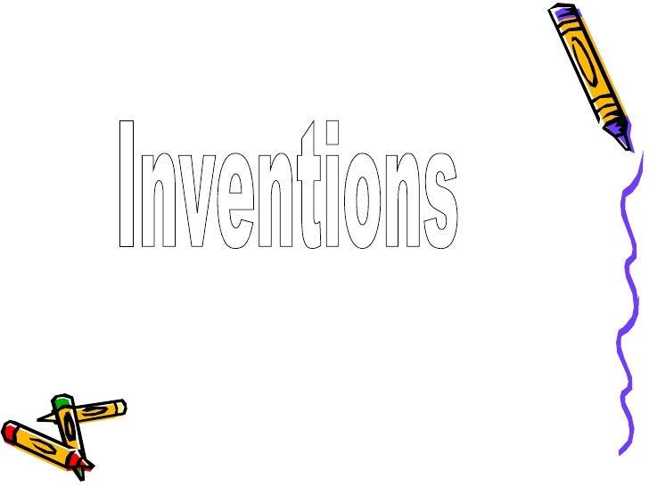 Unit 8 - inventions quiz