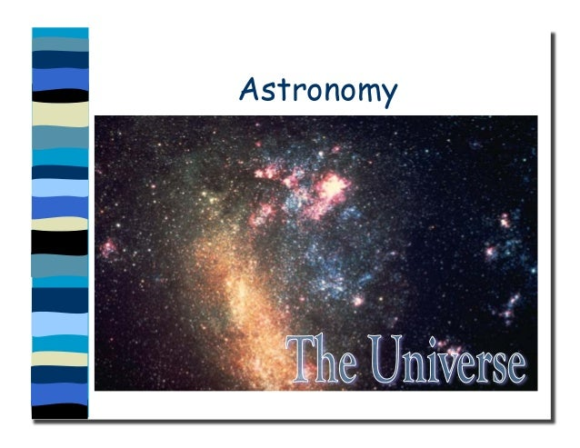 Complete Astronomy Unit PPT