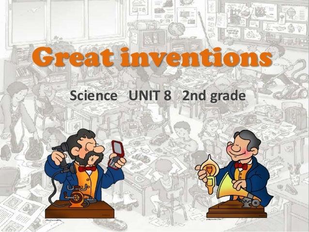 Unit 8 great inventions 2º