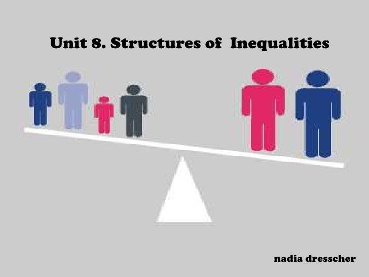 Unit 8. Structures of  Inequalities<br />nadiadresscher<br />