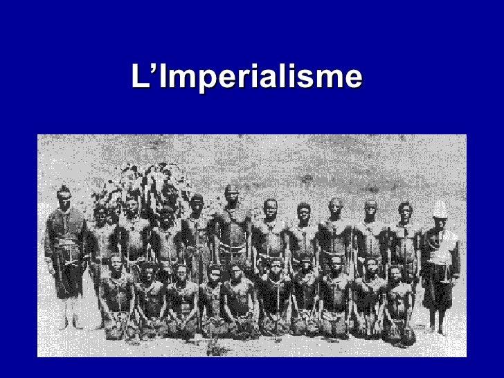 L'Imperialisme