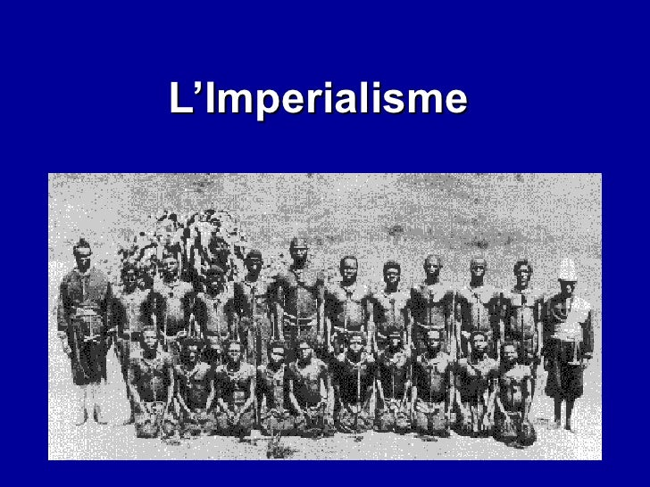 Unitat5 Limperialisme