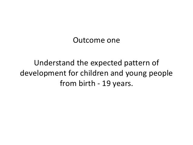 understand child and young person development Some of the disorders that a child or young person may have whilst growing up is a stutter which then puts a barrier up has depending on how fluent the child or young person may be and how strong their stutter may be for the listener to understand.