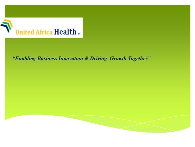 """Enabling Business Innovation & Driving Growth Together"""