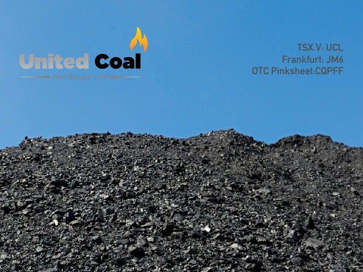 United Coal Corporate Presentation