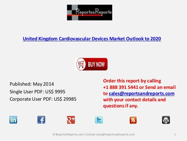 2020 United Kingdom Cardiovascular Devices Market Outlook