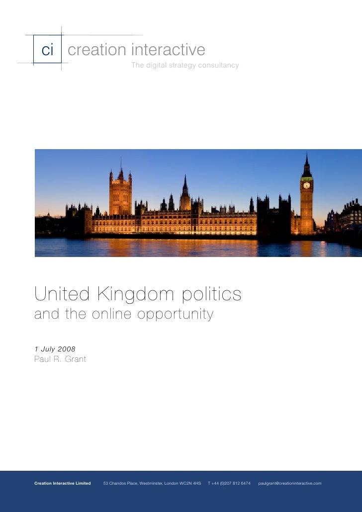 ci creation interactive                                               The digital strategy consultancy     United Kingdom ...