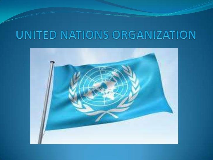 United nations organization2