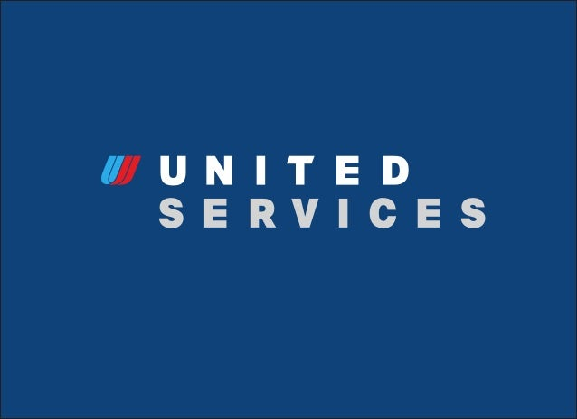 United Services - Marketing Package