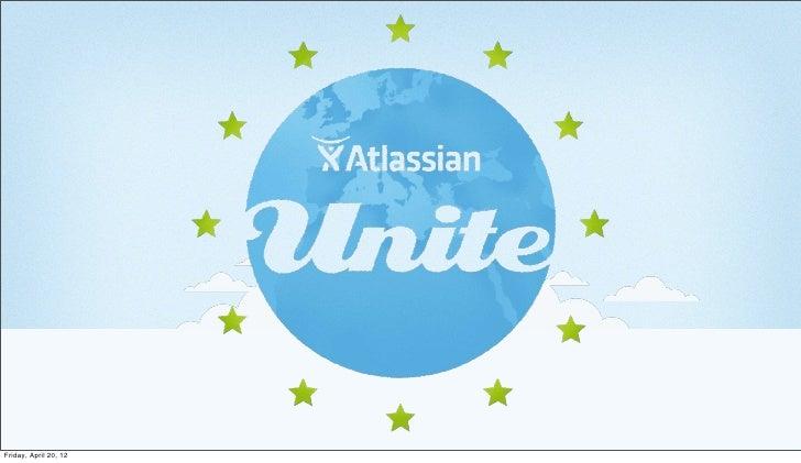 Unite jira presentation 2012 v4 copy