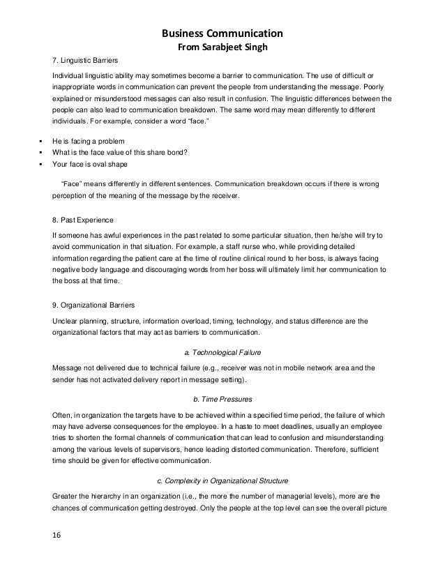 Language Analysis Essay Atar Notes