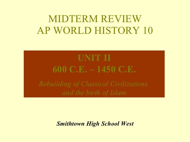 Unit ii midtermreview2