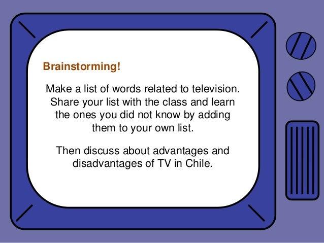 Is TV a danger? CEIA MASS 2013