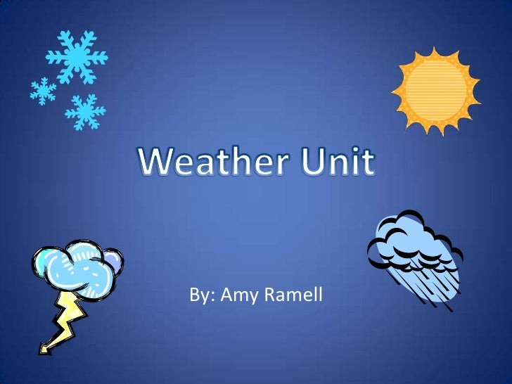 Unit Plan Powerpoint Presentation