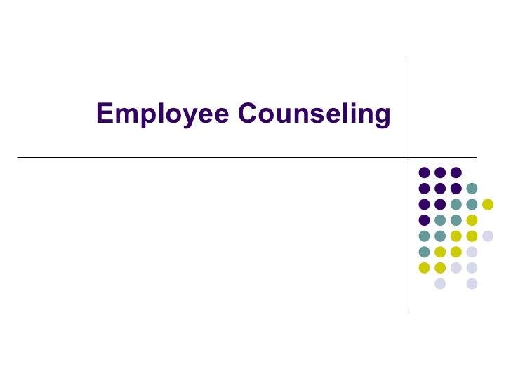 Unit vi   counseling, job satisfaction