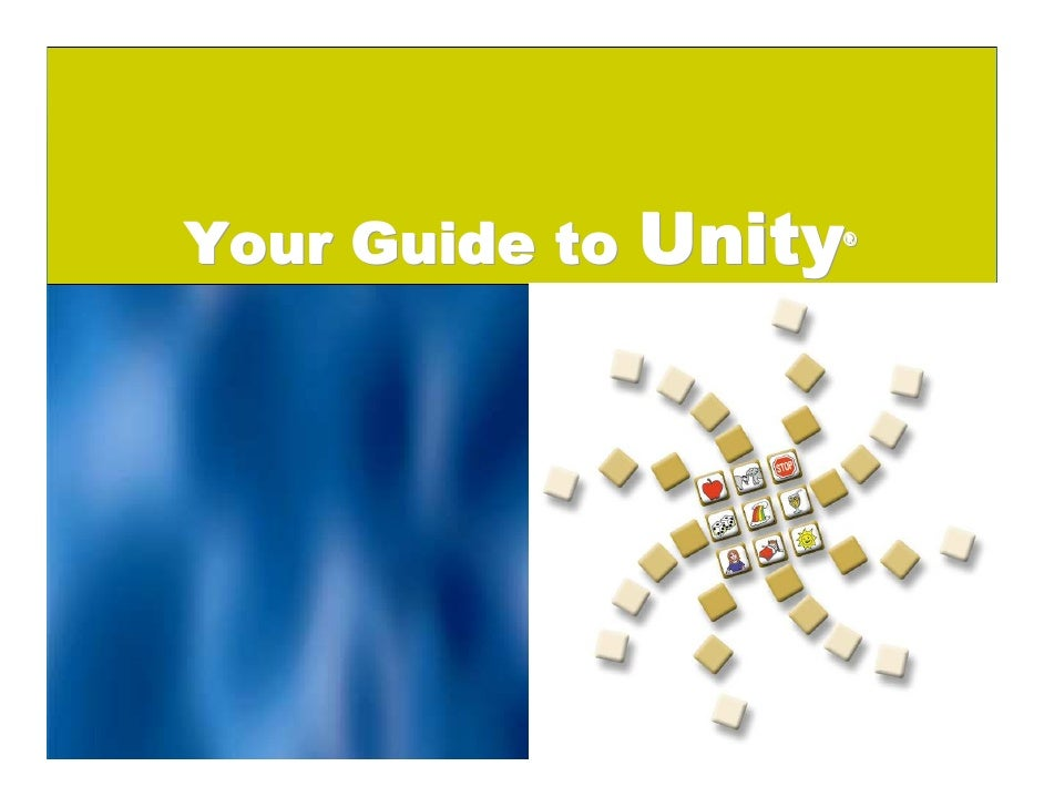 Your Guide to Unity
