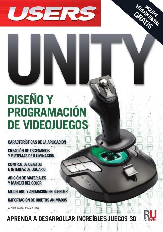 AprendA A desArrollAr increíbles juegos 3d Unity no es solo un motor de juegos de gran calidad; también nos permite trabaj...