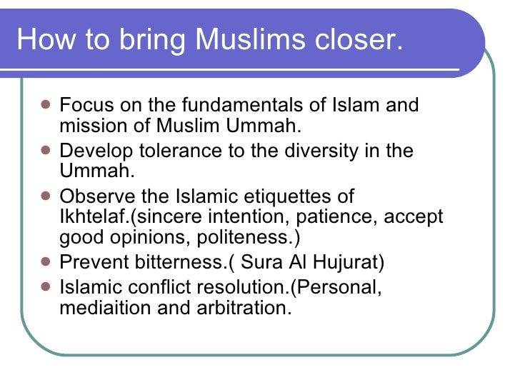 muslims essay