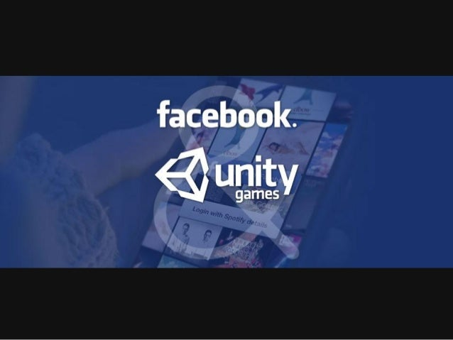 [Meetup Paris Unity] Rémi Bodin - Persistant Studios : le partenariat Unity - Facebook