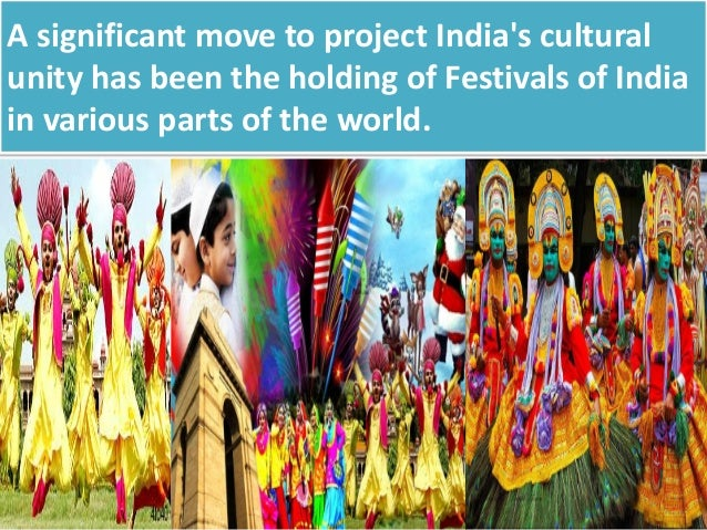 unity in diversity in india essay for children