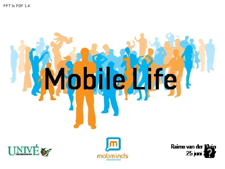 Mobile Life - Unive e-Day