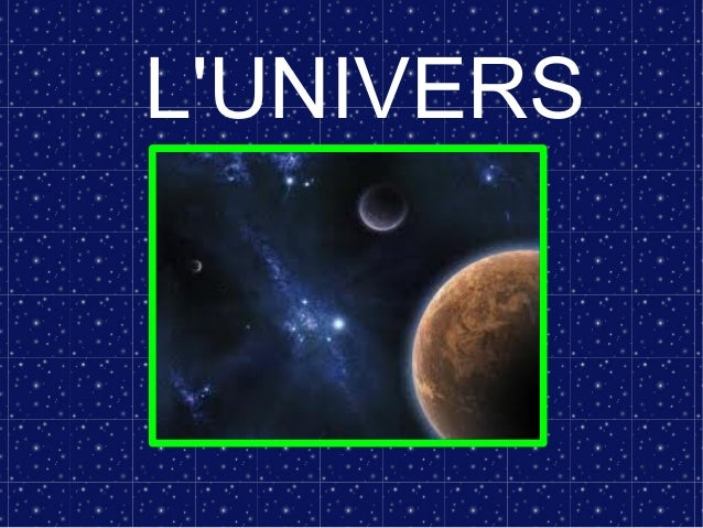 LUNIVERS