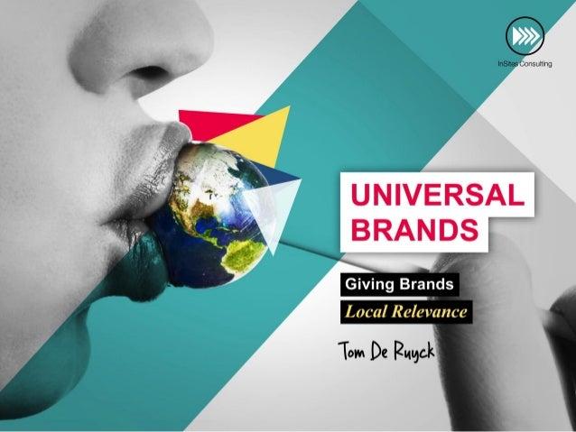 Universal Brands at Qualitative 360