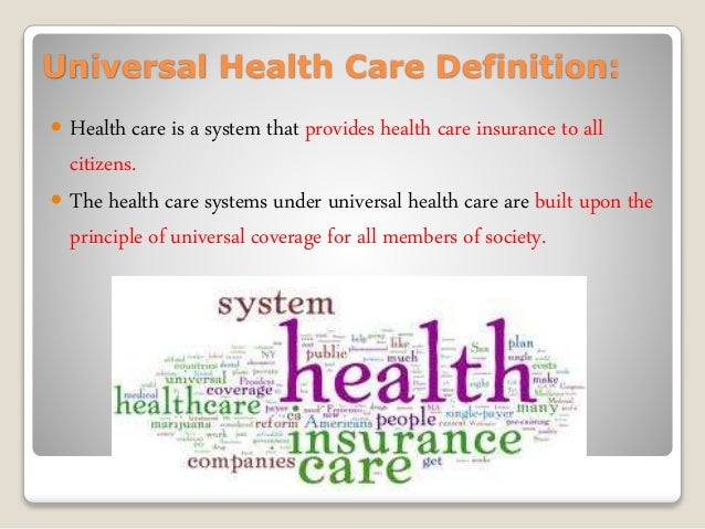 research paper universal health care in the us  wwwyarkayacom free universal healthcare essays and papers