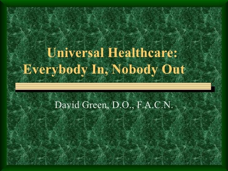Universalhealthcarelecture2