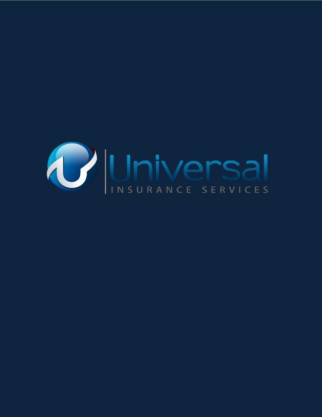 Universal Insurance Services Brochure