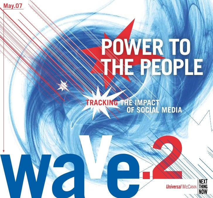 May.07                     POWER TO           What is the demand for consumer gener-                   THE PEOPLE         ...